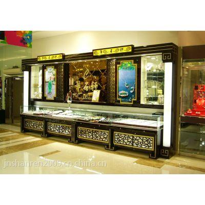 济南展柜设计制作,青岛珠宝展柜设计,济南烤漆展柜公司