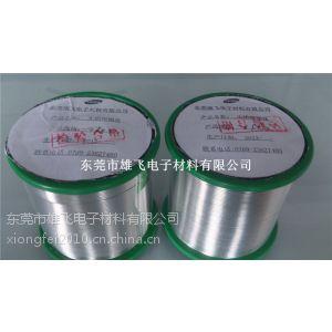 供应太阳能电池组件材料焊锡丝 有铅/无铅 3%含银