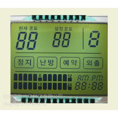 夺胜工业仪器仪表FSTN液晶显示屏模块控制板背光