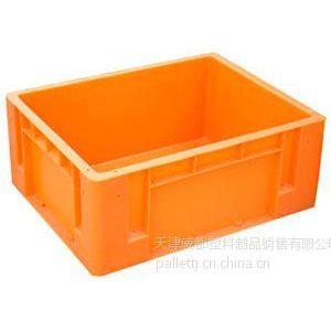 供应天津市北辰区塑料周转箱北辰塑料周转筐塑料托盘塑料零件盒厂家销售
