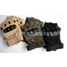 供应复刻O记奥克利半指手套 战术透气防滑 我是特种兵手套