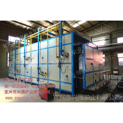 江苏兴强公司优惠供应26立方陶瓷炉窑高产量低能耗天然气梭式窑