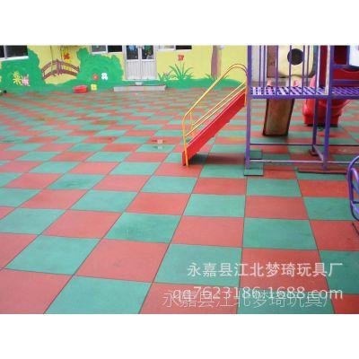 加厚2.5运动舞蹈地胶幼儿园塑胶地板健身房操场室外***橡胶地垫