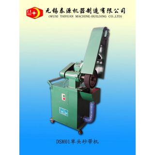 DSM01单头砂带磨床(江苏砂带机,无锡抛光机,广东砂磨机)
