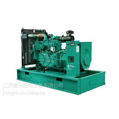 生产销售200千瓦康明斯柴油发电机组6LTAA8.9-G2 热线13142888887
