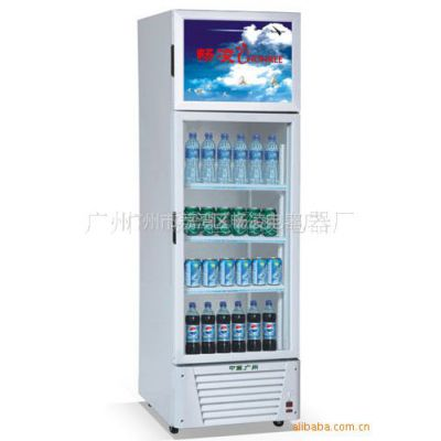 供应立式双温展示柜,冷藏冷冻柜,立式冰箱