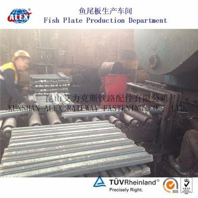锻造鱼尾板√UIC60六孔鱼尾板制造工厂