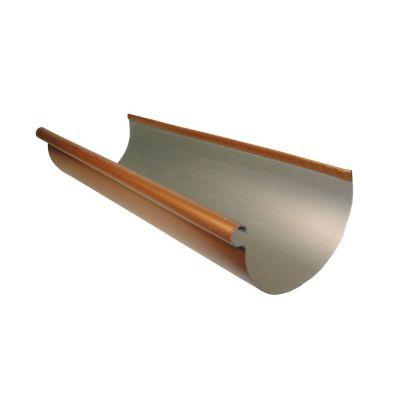 供应泰勒金属天沟、金属檐槽、彩铝落水系统、金属落水管