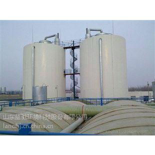山东蓝驰|潍坊生产厂家|IC厌氧反应器|高效厌氧反应设备
