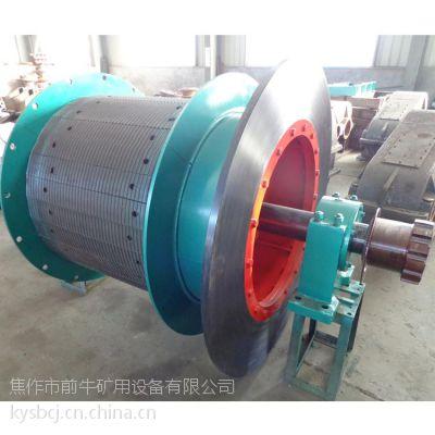 明善伟业牌JTP型1米2矿用提升绞车 生产提升煤炭金属等物料的矿用设备