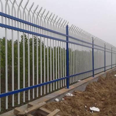 河源厂区外墙隔离栏价钱 镀锌方管防护栏杆 广州围墙护栏 不锈钢