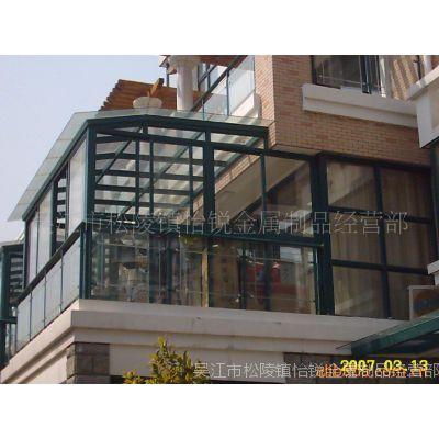 [吴江怡锐]订做各种不锈钢防盗窗、铝合金窗、封阳台