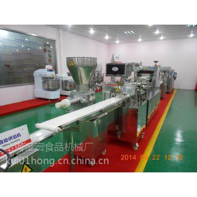 供应KH-280型 全自动酥饼/酥面包生产线