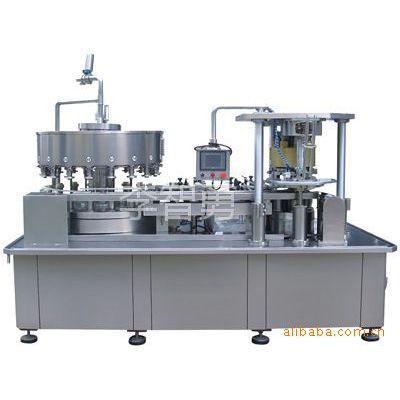 供应含汽饮料灌装生产线, 易拉罐含汽饮料灌装生产线