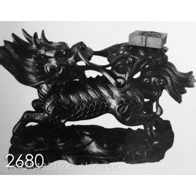 中国煤雕 运财麒麟煤雕 奋斗山羊煤雕 如意兔煤雕
