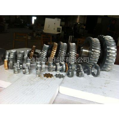供应江苏机械行业涡轮厂家 选逸加耐磨合金涡轮 品质保障