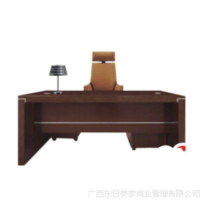 【美家国际】海景办公家具 1.6米班台 厂家直销实木家用办公桌