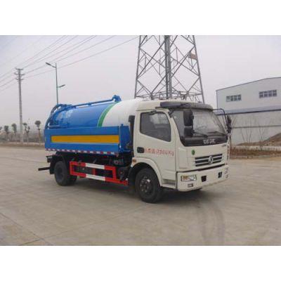 小多利卡3300东风清洗吸污车供应商,多功能组合,卓越品质