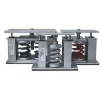 发电机冷水机螺杆机组水泵空调调机组选用贝尔金MA弹簧减震器减振器