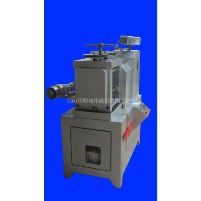 供应首饰设备金银加工10钨合金镜面压片机