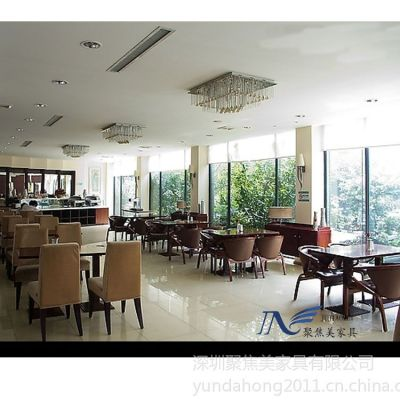 供应深圳酒店家具 火锅家具 餐厅家具定做厂家