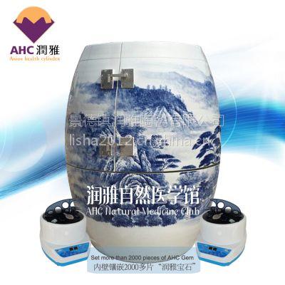 厂家生产汗蒸陶瓷养生瓮 汗蒸排毒养生瓮生产厂家