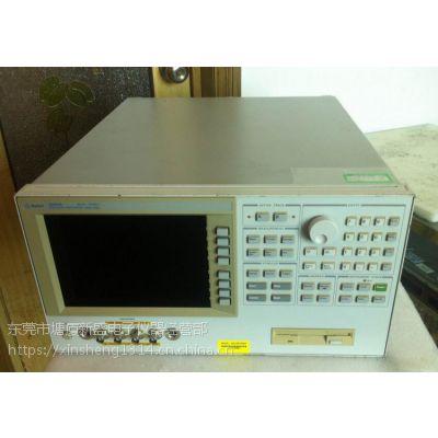 出售回收Agilent4294A阻抗分析仪4294A收购二手全新仪器仪表