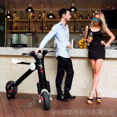 Skoota ET两轮折叠电动自行车,滑板车 全国诚招代理