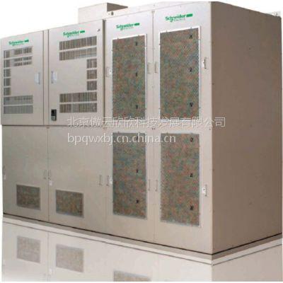 ATV系列型号Schneider/施耐德高压变频器维修故障代码举例分析