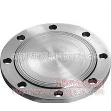 供应成都316不锈钢法兰 加工定做非标异形管件
