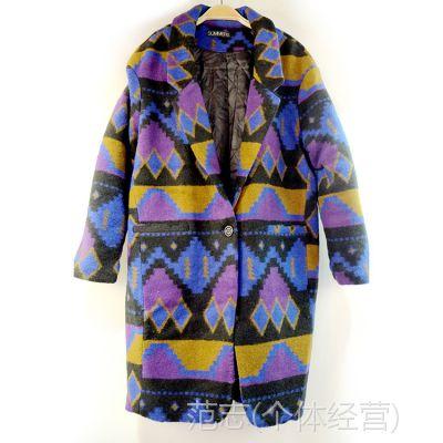 2015 冬季爆款 修身西服外套 一粒扣韩版女式上装小西装女 批发