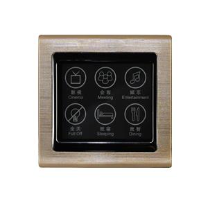 供应AVC先导视讯智能开关/插座面板AVC-10DZ-QJKD