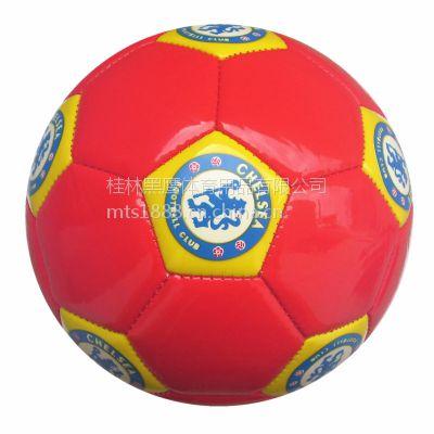 批发供应 Pu 2号机缝足球 儿童热爱运动益智小足球 多色混装