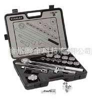 供应史丹利 19件套 19MM系列英制组套 工具 套装 徐州滁全代理品牌
