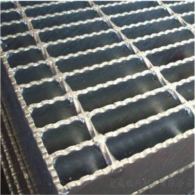 齿形钢格栅板厂家生产防滑钢格栅板规格【冠成】