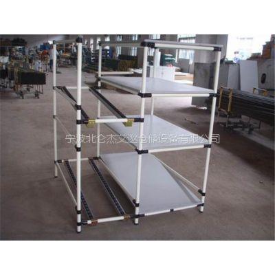 供应 重庆线棒货架精益管周转车 线棒工作台 线棒货架 其他车间设备