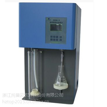 KDN-08A蛋白质测定仪中的消化炉和蒸馏器的故障处理