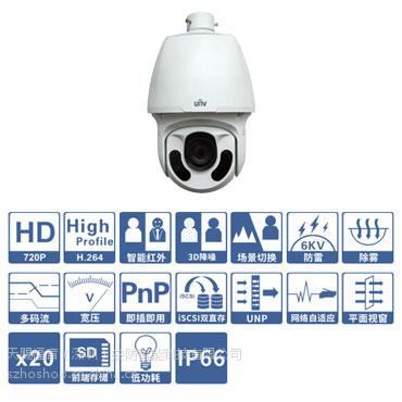 TY宇视 工业级 HIC6201EX20S-5CIRS 720P高清红外球型网络摄像机 精工品质