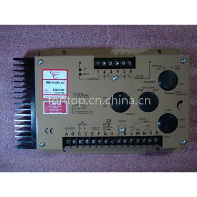 GAC ESD5330康明斯调速板,ESD5330发电机电调板