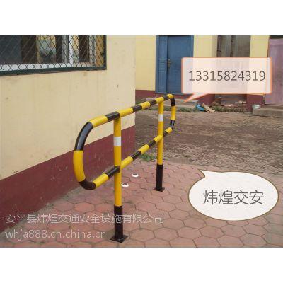 炜煌交安高速公路镀锌插拔护栏折叠式预应力活动护栏高速公路应急开口图片