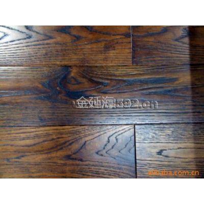 供应大自然森林实木浮雕地板 实木地板厂家 自然森林 木地板 防腐