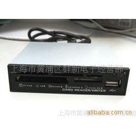 供应飚王读卡器 飚王内置读卡器 装软驱位内置+MICRO SD