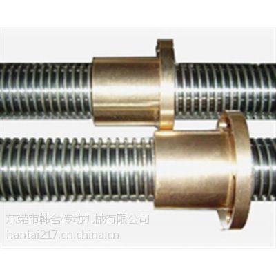 梯形丝杆加工、梯形丝杆、韩台传动机械(已认证)
