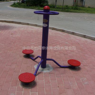 珠海公园娱乐健身器材采购 优质钢健身路径批发 金湾健身设施名称