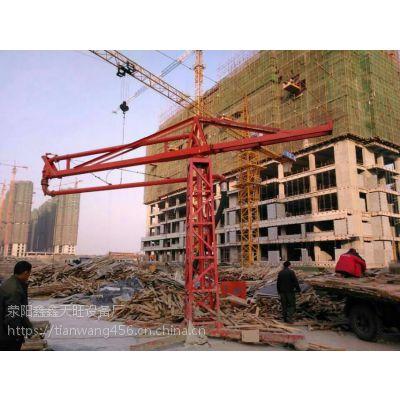 广西北流天旺HG20型全方位设计主体化浇筑布料机