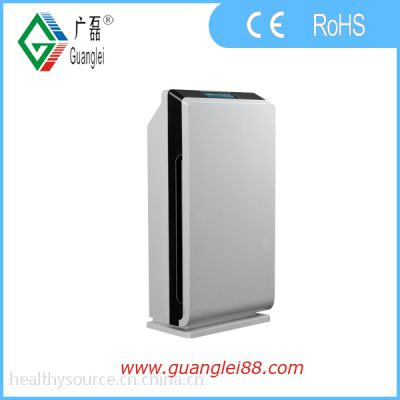 HEPA网活性炭冷触媒光触媒紫外线空气净化器
