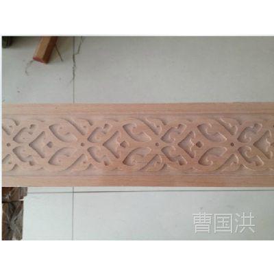东阳木雕 实木雕花线 实木线条 装饰线条 榉木墙角线 木线装饰