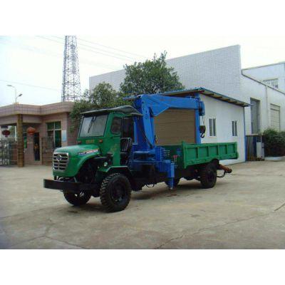 厂家直销佳宁JN-25DT特种盘式拖拉机(3.2吨随车吊)