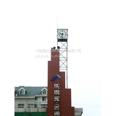 浙江塔钟建筑钟 建筑塔钟 康巴丝钟表 学校墙面挂钟 户外墙面大钟