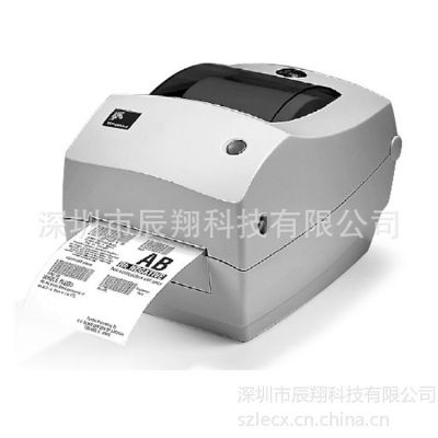供应Zebra GK888t桌面型条码打印机 不干胶标签打印机 库存足 手机条码  二维码打印机